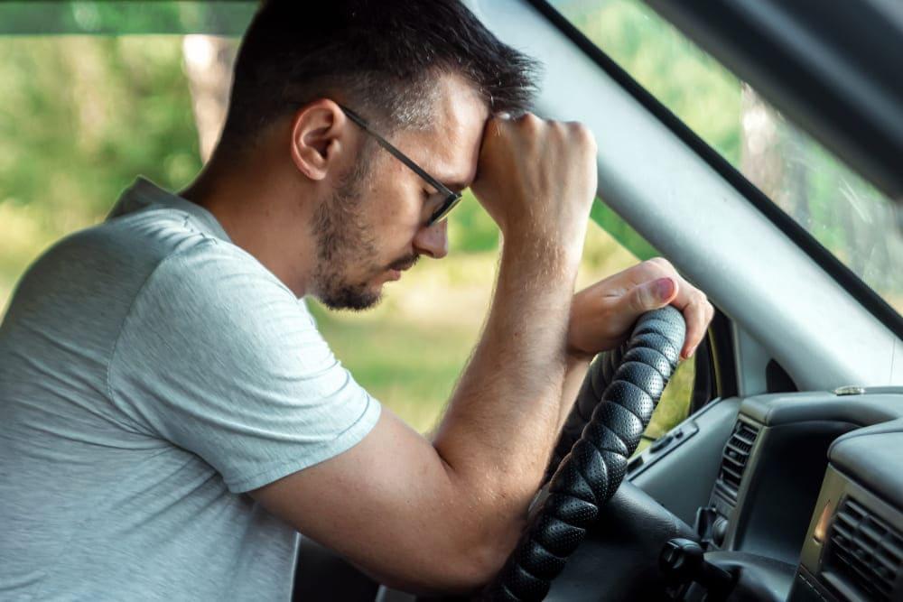 Через сколько после алкоголя можно за руль