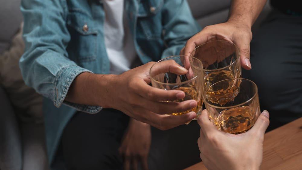 почему сильно пьянею
